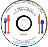 A Day in the Life of a Personal Chef DVD