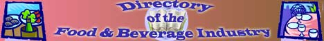 Directory of the Food and Beverage Industry