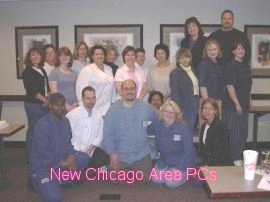Chicago Seminar Personal Chefs April 2001
