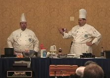 Brian Boots and Ira Michaelson, CCC, explain the Personal Touch from the American Personal Chef Assn.