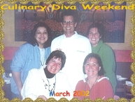 Culinary Diva Weekend in Chicago - March 2002
