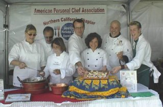 Northern California APCA Chefs at the San Diego Summit