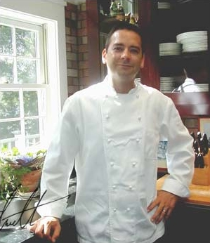Chef Mark Guibault - APCA