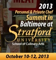 2013 Personal Chef Summit in Baltimore